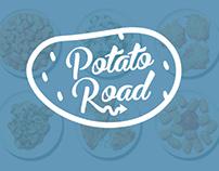Potato Road Restaurant // Packaging