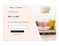 Furniture Retail Module