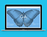GA Agency: Butterfly Concept (corporate website)