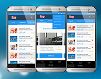 Beep web app and mobile app