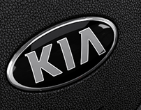 KIA MOTORS Upcoming website!