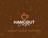 Brand Identity Design - Hangout Cafe