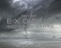 Exodus: Gods and Kings - Matte Paintings