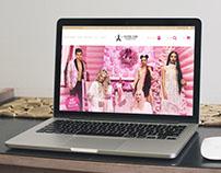 Jeffree Star Cosmetics | Website Redesign