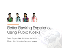 UX/UI Research- Indian users' banking experience