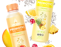 Life Juice - Probiotic water