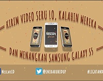 Nescafe White Coffee Challenge