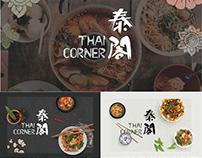 Design Proposal for Thai Corner Restaurant
