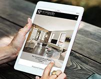 ScottParks International Realty web design project