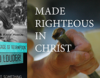 Made Righteous In Christ - Book Cover