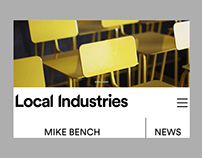 Local Industries Website