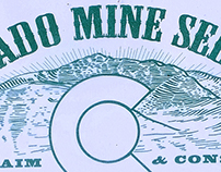 Colorado Mine Seed Mix package design