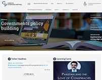 Centre for Governance and Policy - ITU Department