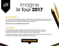 // IMAGINE LE TOUR 2017 - A.S.O. - 2016