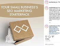 Instagram Marketing Mockup: South Street Marketing
