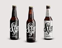 Stage - Beer Branding
