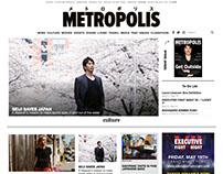 Senior design lead for popular Japanese magazine