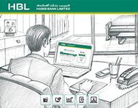 HBL InternetBanking - UAE