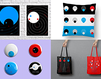 Branding for space club