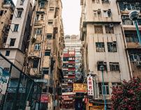 Narrow Hong Kong
