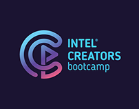 Intel Creators Bootcamp - Logo Design
