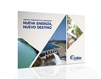 Brochure corporativo Colbún