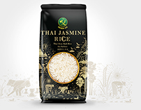 Golden Axe Thai Jasmine Rice