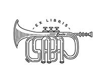 Ex libris - Csaba Szabó
