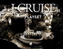 J.CRUISE -PLAYSET-