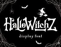 FREE |HalloWitchZ Halloween Font
