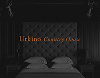 Utkino Country House — redesign concept