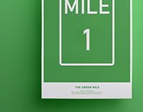 The Green Mile - Rebus Poster