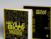 Neville Brody- MAESTROS TIPOGRÁFICOS