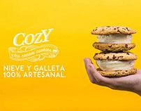 Logotipo COZY