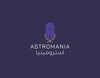 Astromania Podcast | Identity Design