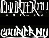 Courier_Nu calli/graff