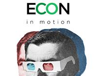 Econ in Motion Immersive Class Branding