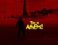 Athens // Free Font
