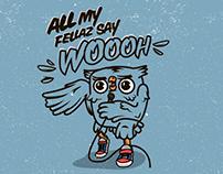 Owly. In da hood