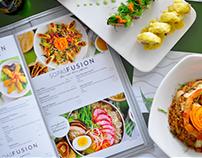 Menu Banzai Sushi Asian Cuisine