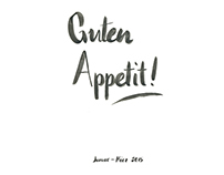 Guten Appetit! Recipe Book