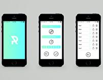 SnapRap (App Design)