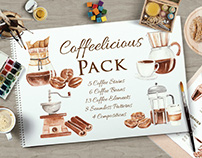 Coffelicious Pack