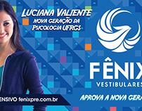 Fênix Vestibulares | Campanha