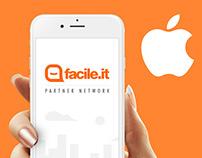 [iOS App] Facile.it Partner Network