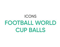 Icons: World Cup Balls
