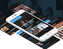 Palmarès ADISQ - Branding & Site web