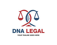 DNA LEGAL LOGO