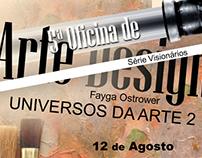 AGEX - UNIBERO: Comunicação de cursos e eventos