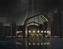 Architectural Design Competition for the Iconic Mosque
